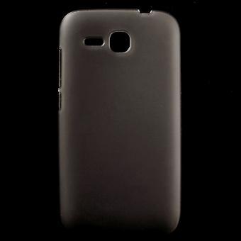 TPU gummidekselet kompis for Huawei bestige Y600 (grå)