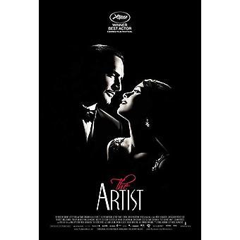 Artist filmen plakaten (11 x 17)