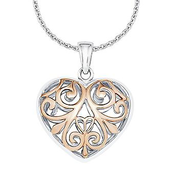 s.Oliver jewel ladies chain necklace silver of rose gold SO1174 / 1 508179