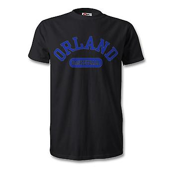Orland Basketball Kids T-Shirt