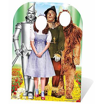 The Wizard of Oz Child Size Cardboard Cutout Stand In