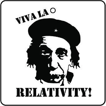Viva La relatività Car Air Freshener