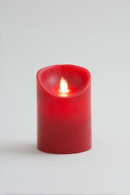 Red LED Flicker Candle Light Battery Operated Tealight