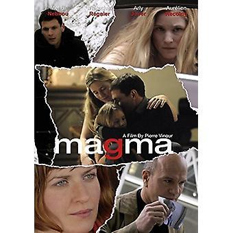 Magma [DVD] USA importerer