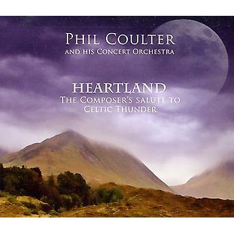 Phil Coulter - Kernland/der Komponist Gruß an rauhe [CD] USA import