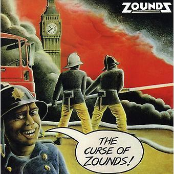 Zounds - forbandelse af Zounds [CD] USA import