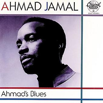 Ahmad Jamal - Ahmad's Blues [CD] USA import