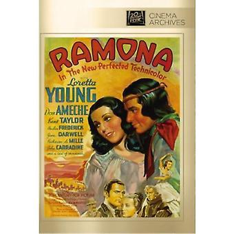 Ramona [DVD] USA import