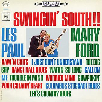 Larry Elgart & Les - Swingin South [CD] USA import