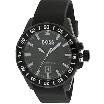 Hugo Boss oceano profondo Silicone Mens Watch 1513229