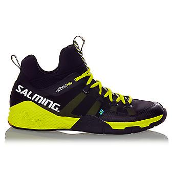 Salming men's hand ball shoe Cobra mid black - 1237077-0109
