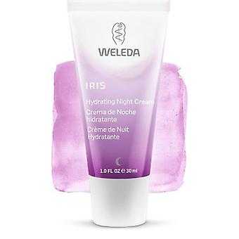 Weleda Iris Night Cream 30 Ml (Cosmetics , Facial , Creams with treatment)