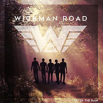 Wickman Road - efter regn [CD] USA import