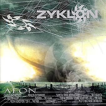 Zyklon - Aeon [CD] USA importerer