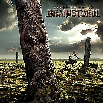 Brainstorm - Memorial Roots (Re-Rooted) [CD] USA import