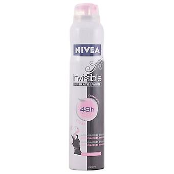 Nivea Invisible Clear Desodorante Spray 200 ml Vapo