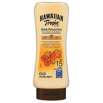 Hawaiian Tropic Satin Protection Ultra Radiance SPF 15 Sun Lotion 180 ml