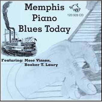 Vinson/Booker - Memphis Piano Blues Today [CD] USA import