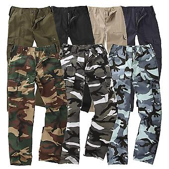 Дети Bdu 6-карманн груза боевых брюки детей