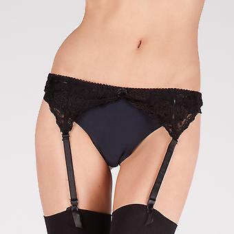 Silky Womens/Ladies Narrow Lace Suspender Belt (1 Pair)