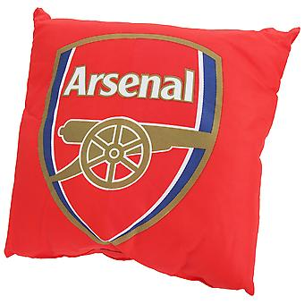Arsenal FC Official Football Crest Cushion