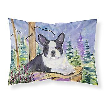 Carolines Treasures  SS8638PILLOWCASE Boston Terrier Moisture wicking Fabric sta