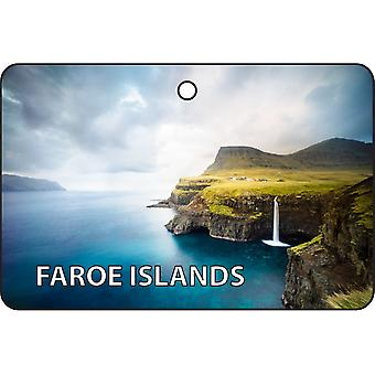 Faroe Islands Car Air Freshener