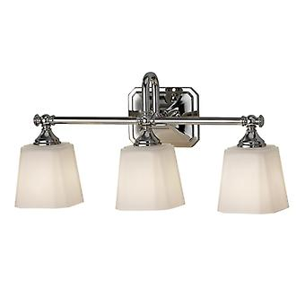 Concord Three Light Above Mirror Light - Elstead Lighting