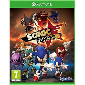 Sonic Forces Xbox One Game