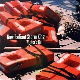 Nye Radiant Storm King - Winter's Kill [CD] USA importerer