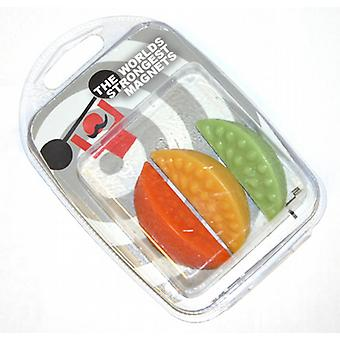 Citrus Magnets - Boxed Set of Three
