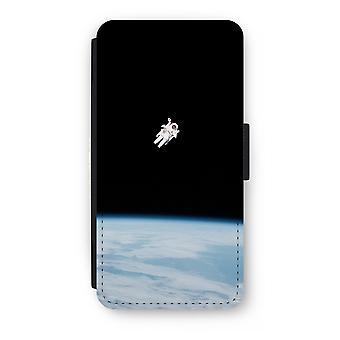 iPhone 7 Plus Flip caso - solamente en el espacio