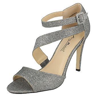Dames Anne Michelle Heeled Sandals