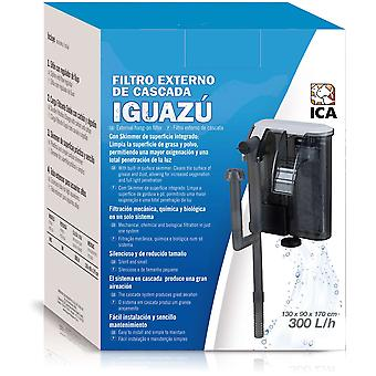Ica Iguazu 300L / H Backpack Filter (Fish , Filters & Water Pumps , External Filters)