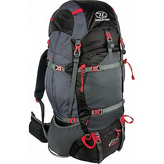 Highlander Mens Ben Nevis Adjustable Back Climbing Rucksack 85 Litre