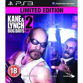 Kane og Lynch 2 hund dage - Limited Edition (PS3)