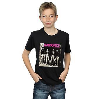 Ramones jungen Rakete zu Russland T-Shirt