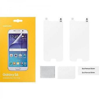 Original ET FG920 2 Pack Samsung screen protector film matte for Galaxy S6