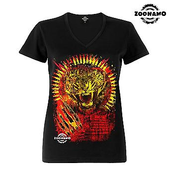 Zoonamo T-Shirt Ladies Tamil Eelam Classic