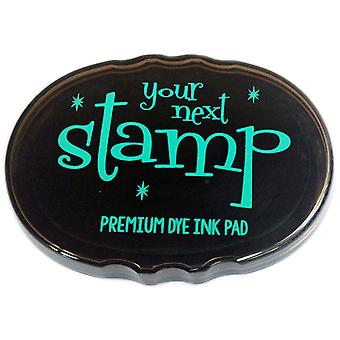 Your Next Stamp Premium Dye Ink Pad-Totally Teal
