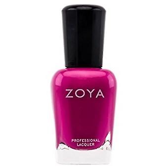 Zoya naturlig neglelakk - rosa (farge: Areej - Zp554)