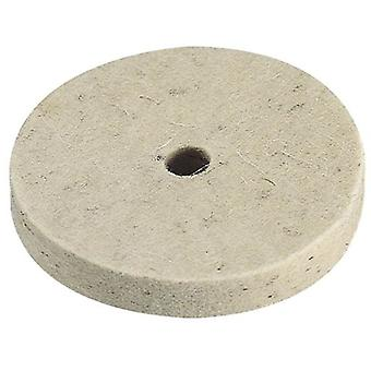 Wolfcraft Felt disk diameter 10 mm (DIY , Tools , Consumables and Accessories)