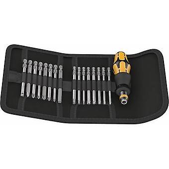ESD Bit screwdriver Wera Kraftform Kompakt 60 ESD 1/4 (6.3 mm)