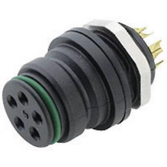 Binder 99-9108-00-03 Series 720 Miniature Circular Connector Nominal current (details): 7 A
