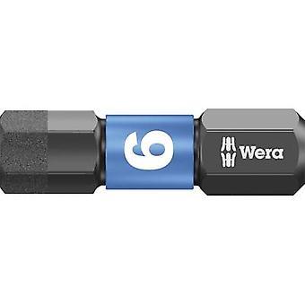 Hex bit 6 mm Wera 840/1 IMP DC Tool steel