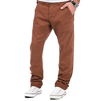 Casual trousers Brown 2044 Carisma Man