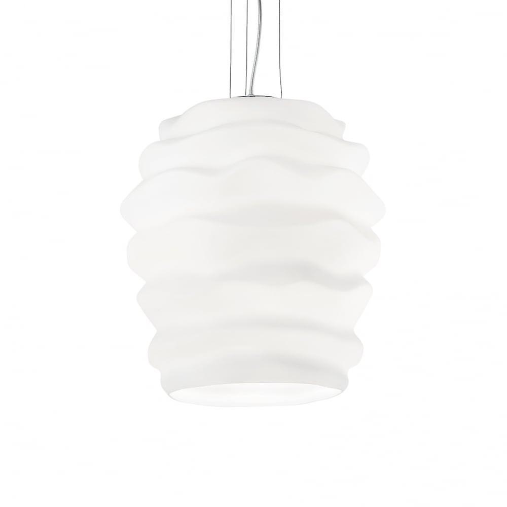 Ideal Lux Karma Single Pendant Light Big