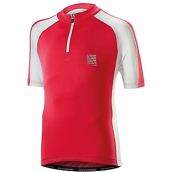 Altura Pink-White 2016 Sprint Kids Short Sleeved Cycling Jersey