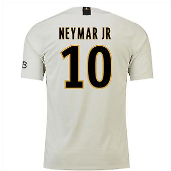 2018-19 Psg Away Football Shirt (Neymar Jr 10) - Kids