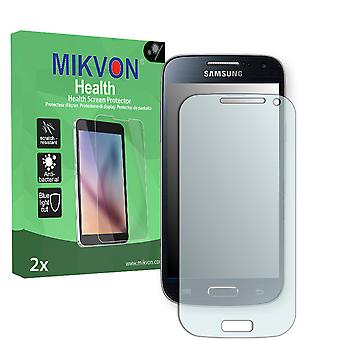 Samsung I9190 Galaxy S4 mini Screen Protector - Mikvon Health (Retail Package with accessories)